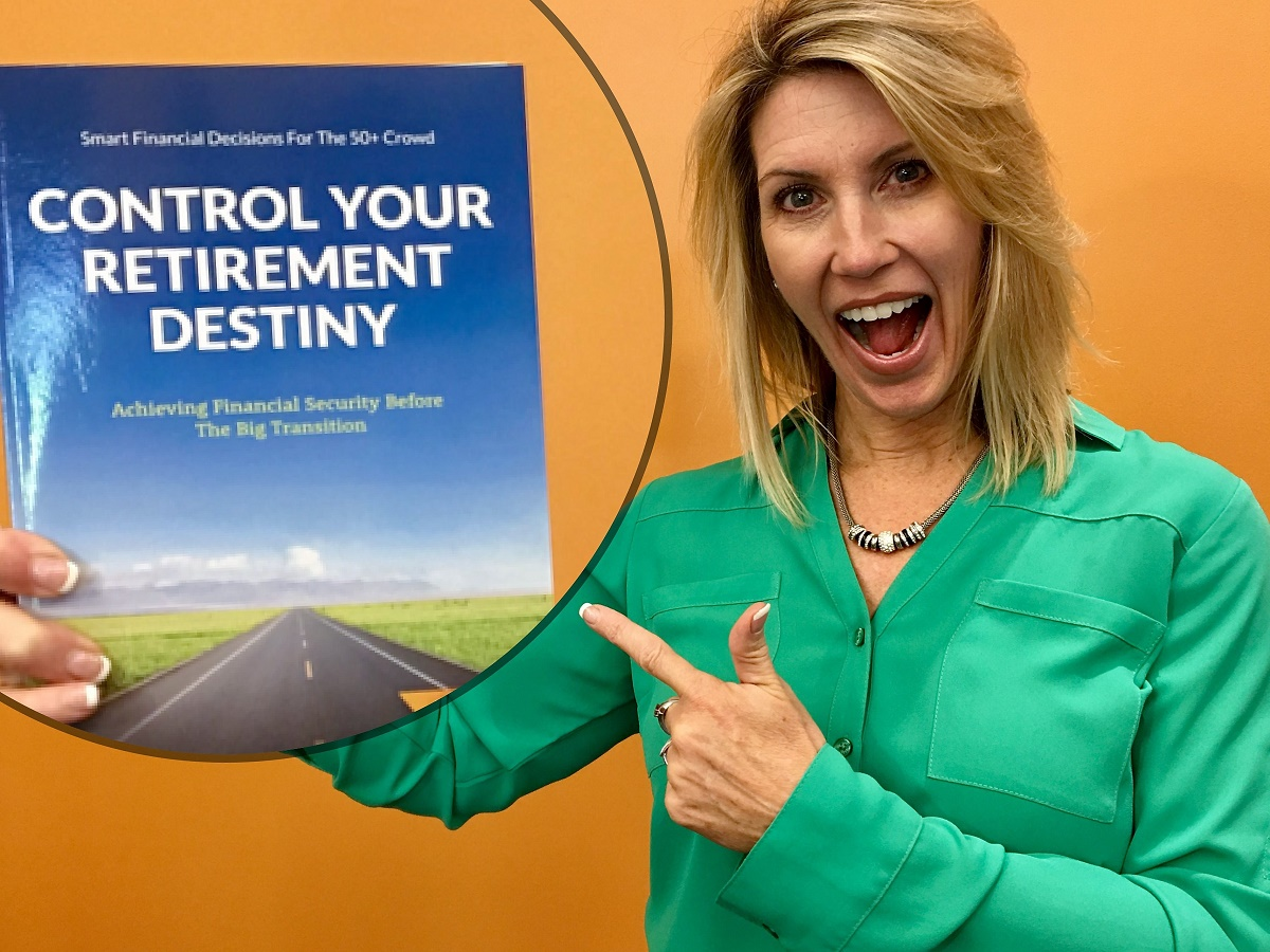 Our Next Free Online Retirement Planning Class – How to Control Your Retirement Destiny